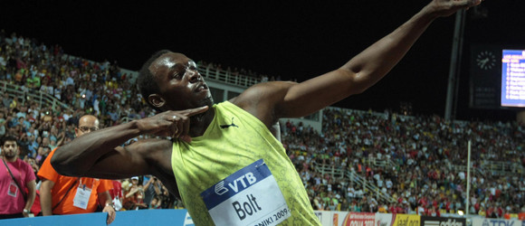 Website speed - Usain Bolt
